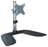 Brateck Free Standing Single LCD Monitor Stand from 13-24''