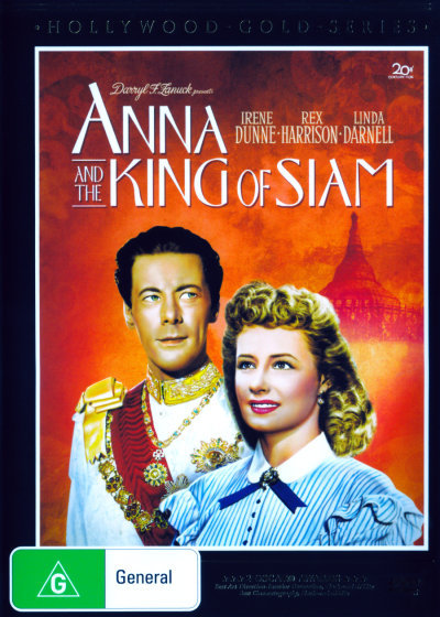 Anna And The King Of Siam on DVD