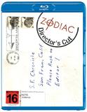 Zodiac - Director's Cut on Blu-ray
