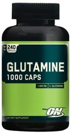 Optimum Nutrition Glutamine Capsules 1000mg (240 Caps)