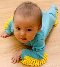 Baby Mop (9-12 Months)