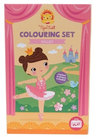 Tiger Tribe: Colouring Set - Ballet