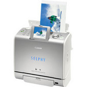 Canon Selphy ES1 Compact Photo Printer Dye Sublimation