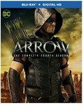 Arrow - The Complete Fourth Season on Blu-ray