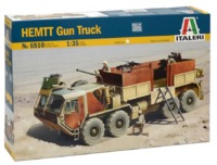 Italeri: 1:35 M985 HEMTT Gun Truck - Model Kit