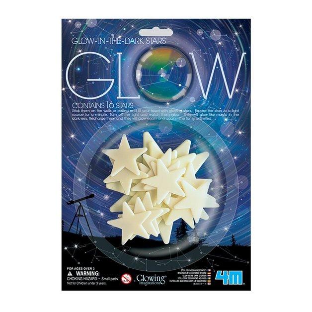 4M: Glow In The Dark Stars Pack