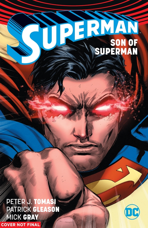 Superman Vol. 1 (Rebirth) by Jimmy Palmiotti