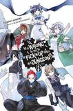 Is it Wrong to Try to Pick Up Girls in a Dungeon?: Vol. 8 by Fujino Omori