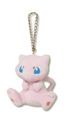 Pokemon: Plush Mascot Charm (Mew)