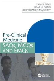 Pre-Clinical Medicine by Calver Pang image