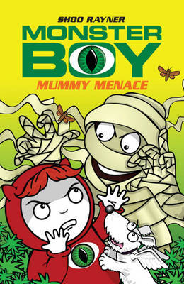 Monster Boy: Mummy Menace by Shoo Rayner image