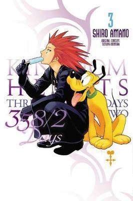 Kingdom Hearts 358/2 Days, Vol. 3 by Shiro Amano