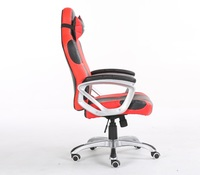 Playmax Gaming Chair Red and Black for  image