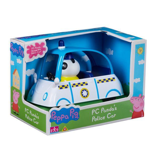 Peppa Pig: Vehicles - Police Car