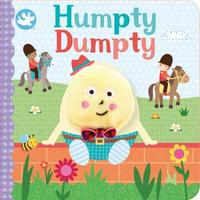 Little Me Humpty Dumpty Finger Puppet Book by Parragon Books Ltd image