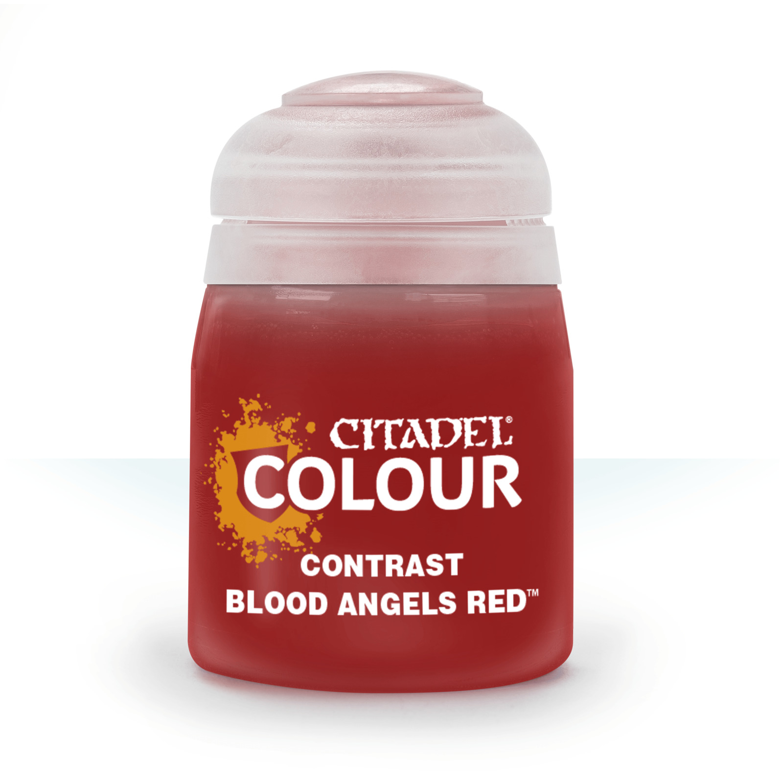 Citadel Contrast: Blood Angels Red (18ml) image