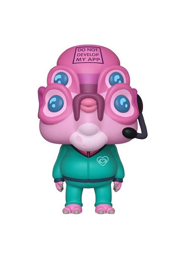 Rick & Morty - Glooty Pop! Vinyl Figure image