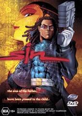 Sin - The Movie on DVD