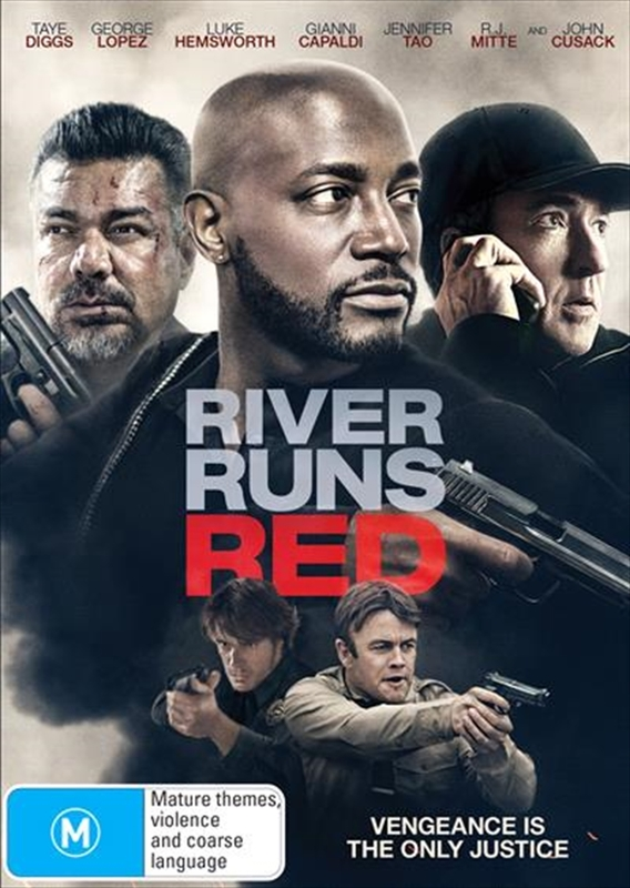 River Runs Red on DVD