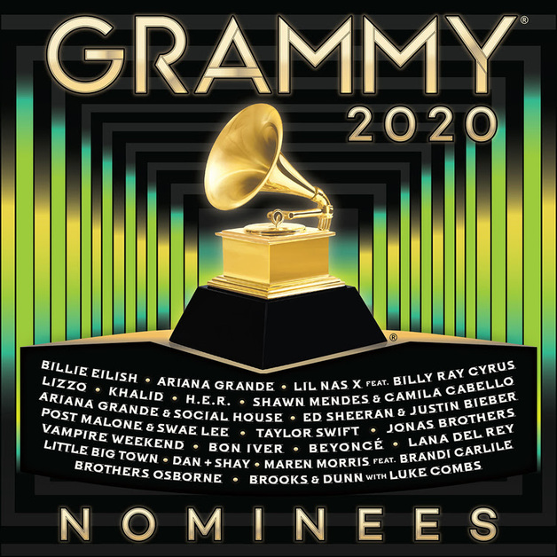 2020 Grammy Nominees by Various Artists