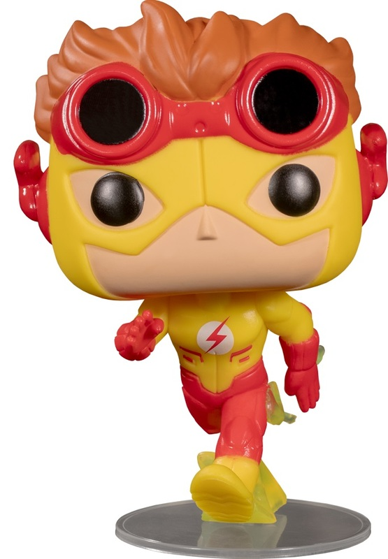 Young Justice - Kid Flash Pop! Vinyl Figure