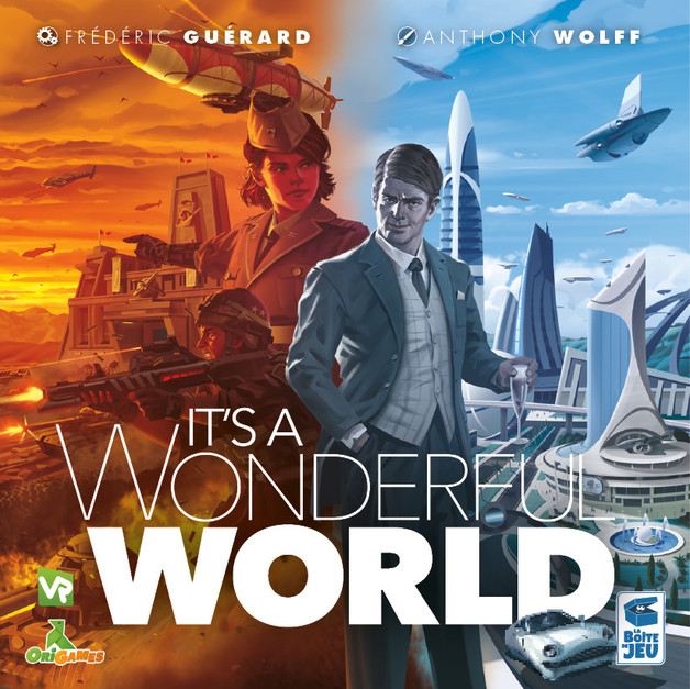 It's a Wonderful World - Board Game