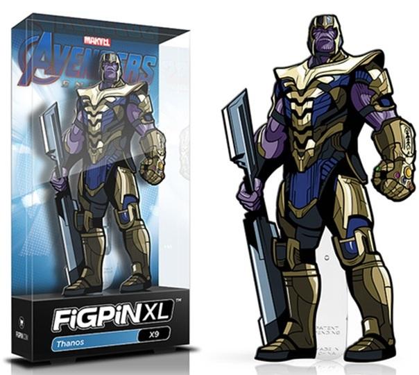 Avengers: Endgame - Thanos (#X9) - XL FiGPiN