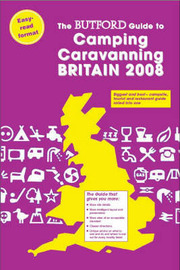The Butford Guide to Camping Caravanning Britain by Frederick Tingey image
