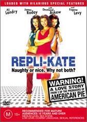 Repli-kate on DVD