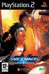 SNK vs. Capcom: SVC Chaos for PlayStation 2
