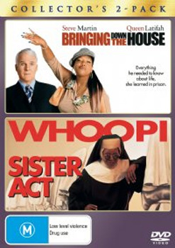 Bringing Down The House / Sister Act - Collector's 2-Pack (2 Disc Set) on DVD