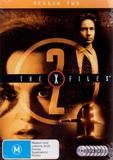 The X-Files - Season 2 (7 Disc Set) DVD