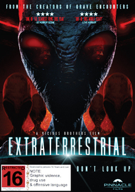 Extraterrestrial on DVD