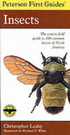 First Guide to Insects by Roger Tory Peterson