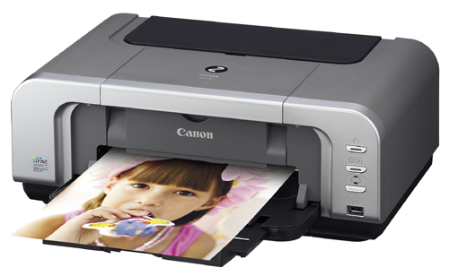 Canon Printer Bubble Jet iP4200 image