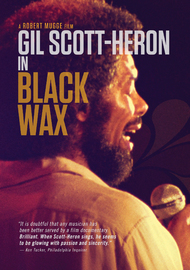 Gil Scott-Heron - Black Wax on Blu-ray