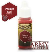 Dragon Red Warpaint