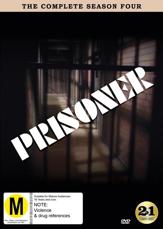 Prisoner - The Complete Season Four on DVD