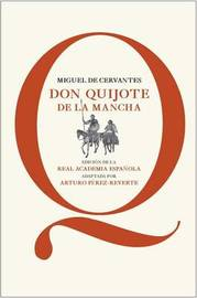 Don Quijote de La Mancha (Edicin Adaptada y Anotada) by Miguel de Cervantes image