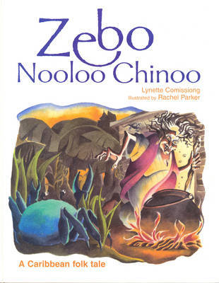 Zebo Nooloo Chinoo by Lynette Commissiong image