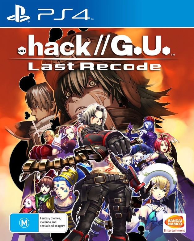 .hack//G.U. Last Recode for PS4