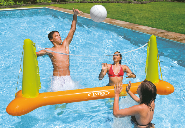 Intex: Pool Volleyball Game