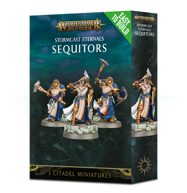 Warhammer Age of Sigmar: Easy to Build Sequitors