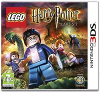 LEGO Harry Potter: Years 5-7 for Nintendo DS