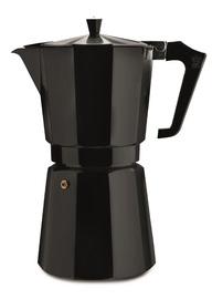 Pezzetti: Italexpress Aluminium Coffee Maker - Black (14 Cups)