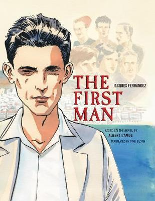 The First Man by Albert Camus image
