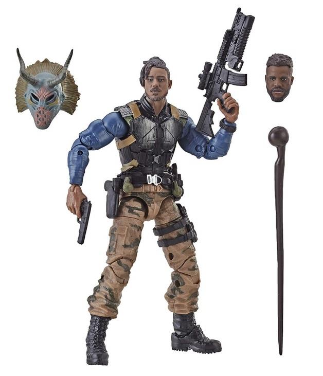 """Marvel Legends: Erik Killmonger - 6"""" Action Figure"""