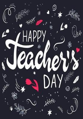Happy Teacher Day by Paper Kate Publishing