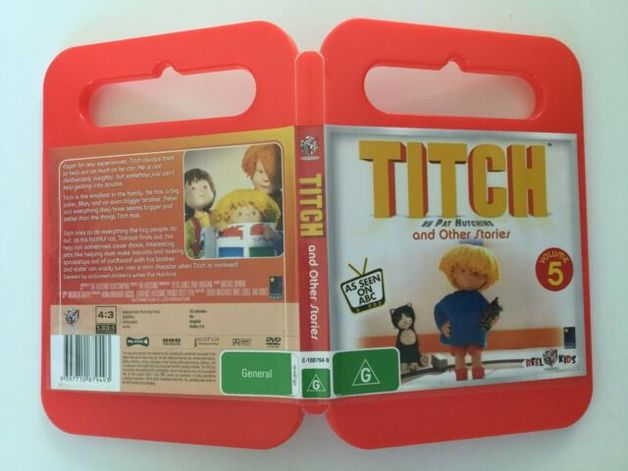Titch - Vol. 5 on DVD
