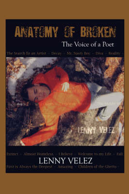 Anatomy of Broken: The Voice of a Poet by Lenny Velez image